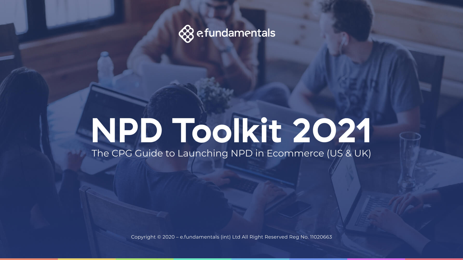 NPD Toolkit 2021 - Strategise for effeective ecommerce NPD launch