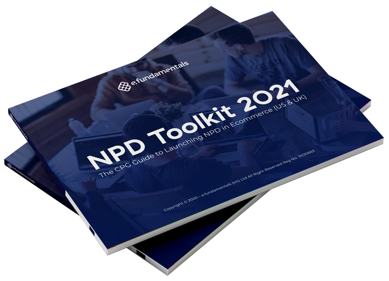 NPD ecommerce strategy ebook